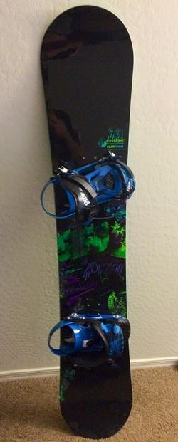 Snowboards, Ski's