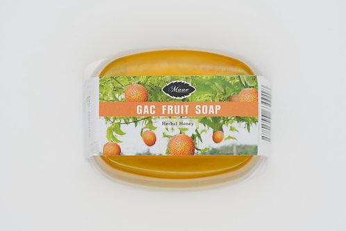 Botanical honey soap GAC FRUIT