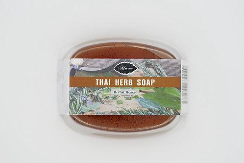 Botanical honey soap THAI HERB
