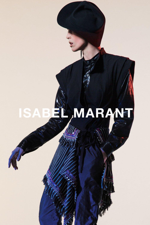 Isabel Marant F/W 2016