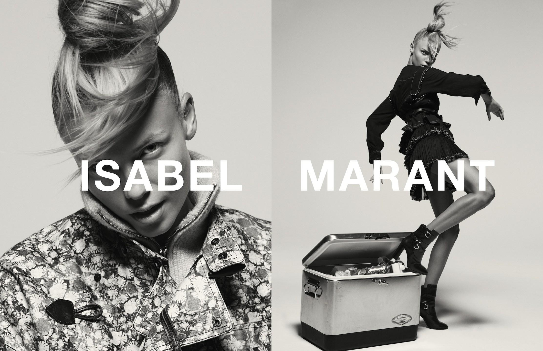 Isabel Marant SS 2015