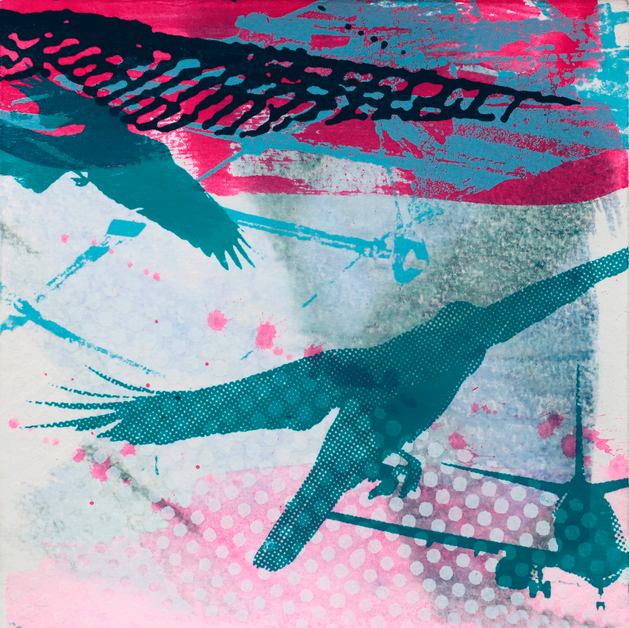 I WILL FLY II: Confinement Series