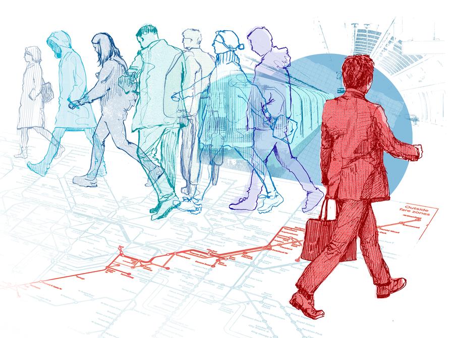 Reverse Commuting