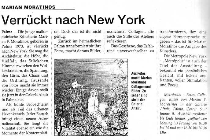 Verrückt nach New York