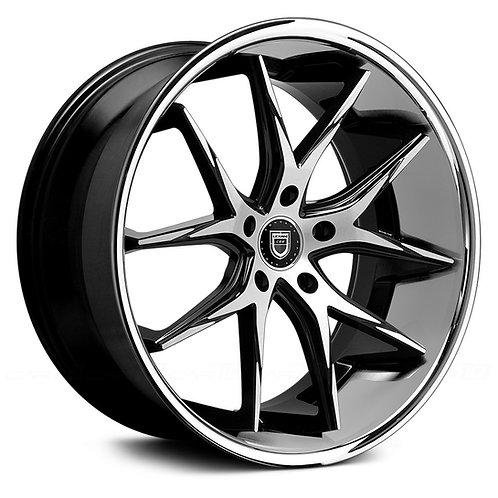 LEXANI R-TWELVE 22in タイヤ付き4本セット