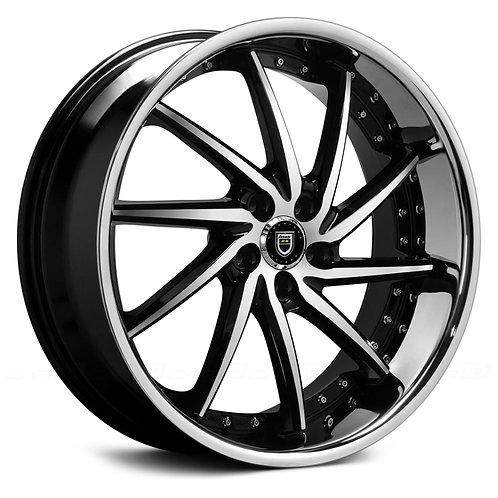 LEXANI ARTEMIS 20in タイヤ付き4本セット
