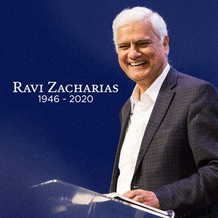 What I learned from Ravi Zacharias, Billy Graham, and the Apostle Paul