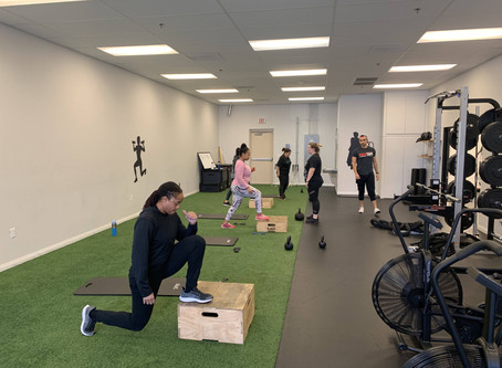 From Coach to Client: The Empower Running Program, part 1