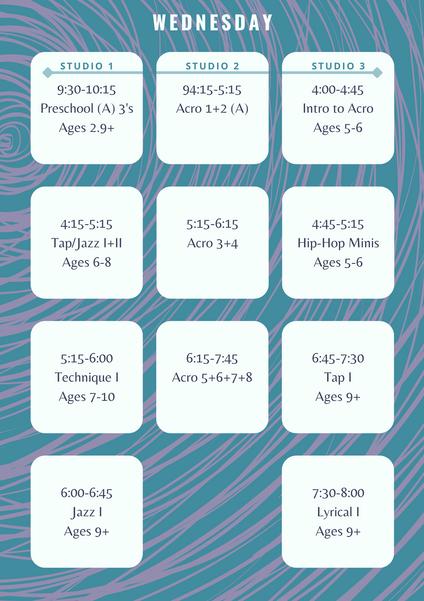 Wednesdays at Elevate, 21-22