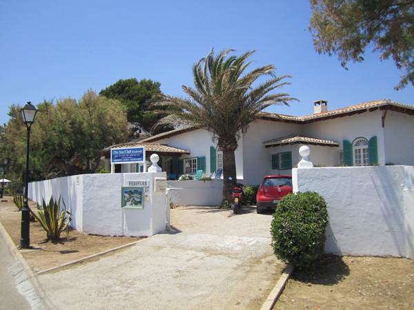 Sonnenaufgangs-Residenz im Hacienda-Stil: der Sea Club in Cala Ratjada