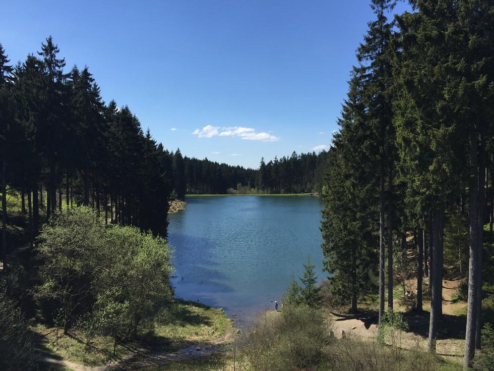 Sauerstoffschock: Atem spüren im Harz