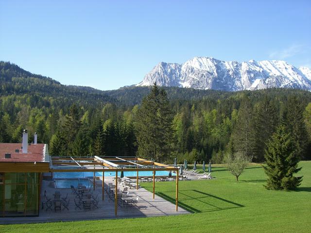 Natur, Wellness und Sauna-Luxus: das Kranzbach