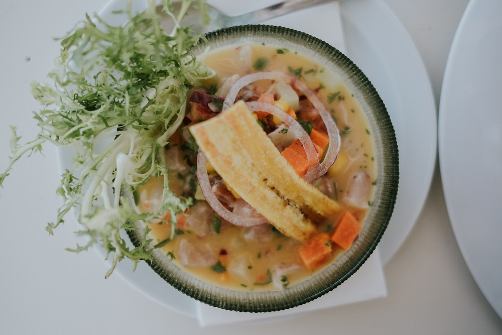 Sopa con pescado - fantastische Fischsuppe aus Mallorca