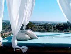 Atemberaubender Panoramablick, riesiger Pool, Top-Interior Design - chillaxen auf der mallorquinisch