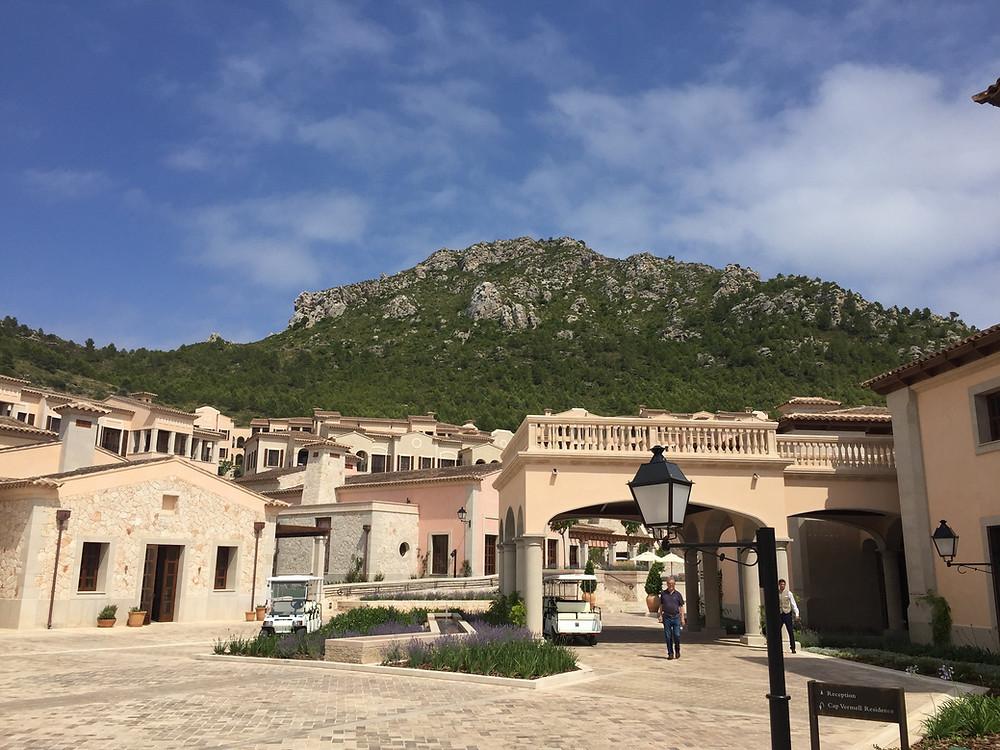Das Luxus-Resort Park Hyatt Mallorca auf Mallorca