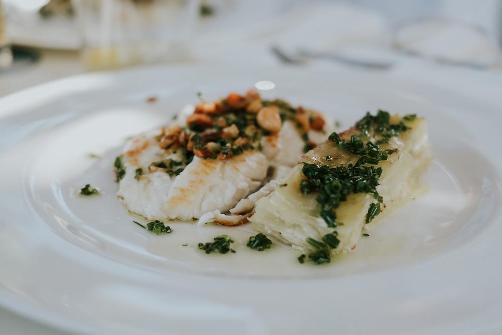 Dinner auf Mallorca: Frisch gefangener Fisch - direkt auf den Teller.