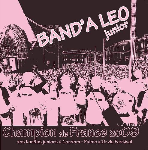 BAND'A LEO JUNIOR – CHAMPION DE FRANCE 2009