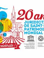 20 ANS JURIDICTION DE SAINT EMILION