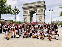 Band'a leo junior - arc de triomphe Pari