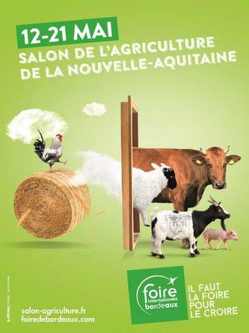 SALON DE L'AGRICULTURE DE LA NOUVELLE AQUITAINE