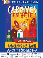 CABANES EN FÊTE - ANDERNOS LES BAINS