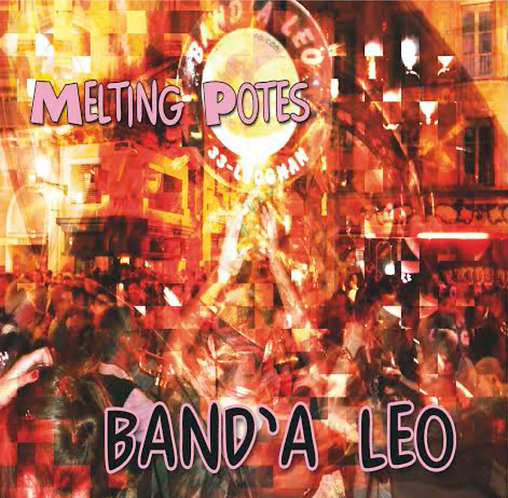 MELTING POTES – DOUBLE CD