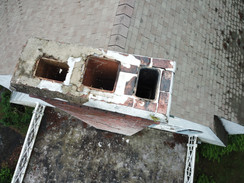 Chimney defects