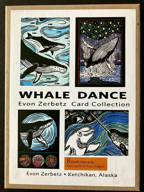Whales | Card Collection