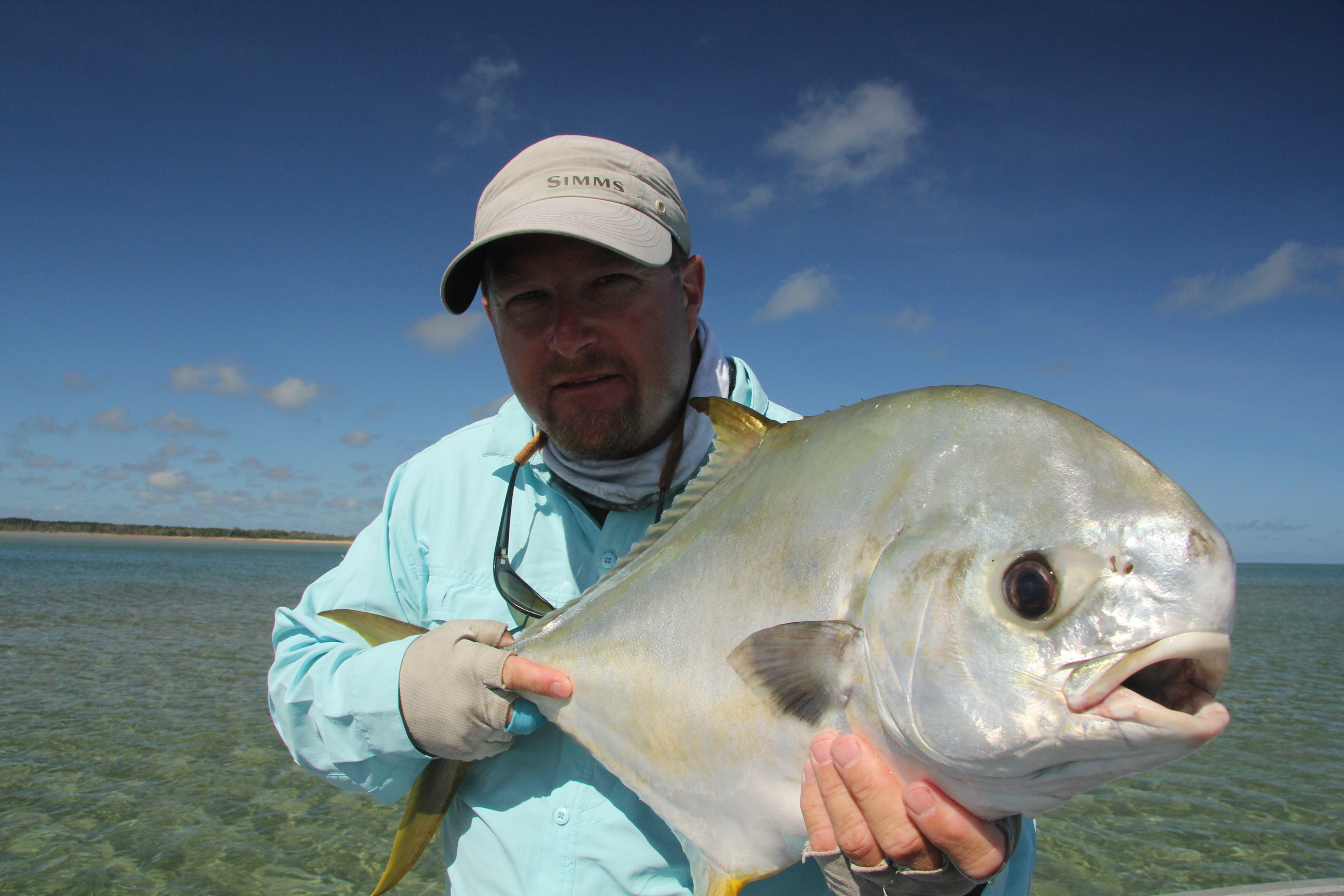 Cape york Permit