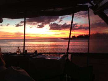 Cape york sun set