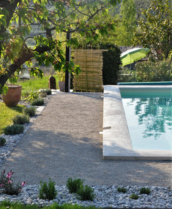 la piscine avec vue