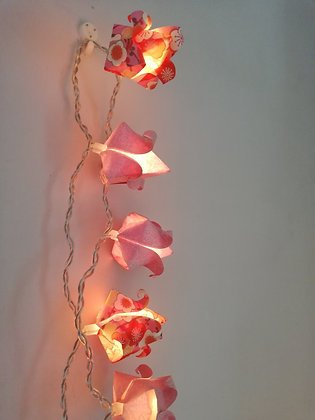Guirlande Mini Lotus Dragés