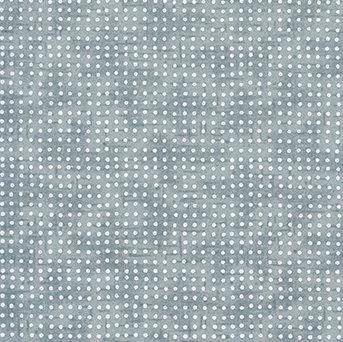 Chiyogami Pois blancs fond bleu