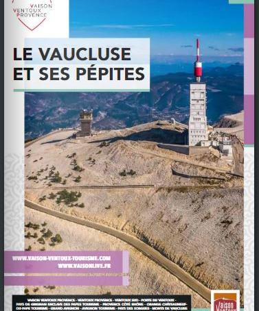 Le guide des pépites du Vaucluse