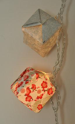 Guirlande Cubes Kimono