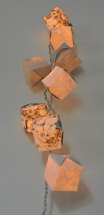 Guirlande cubes rêveries