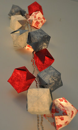 Guirlande Cubes Sakura