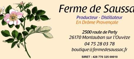 Le Mas en Provence aime la Ferme de Saussac