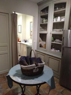 L'office et la kitchenette