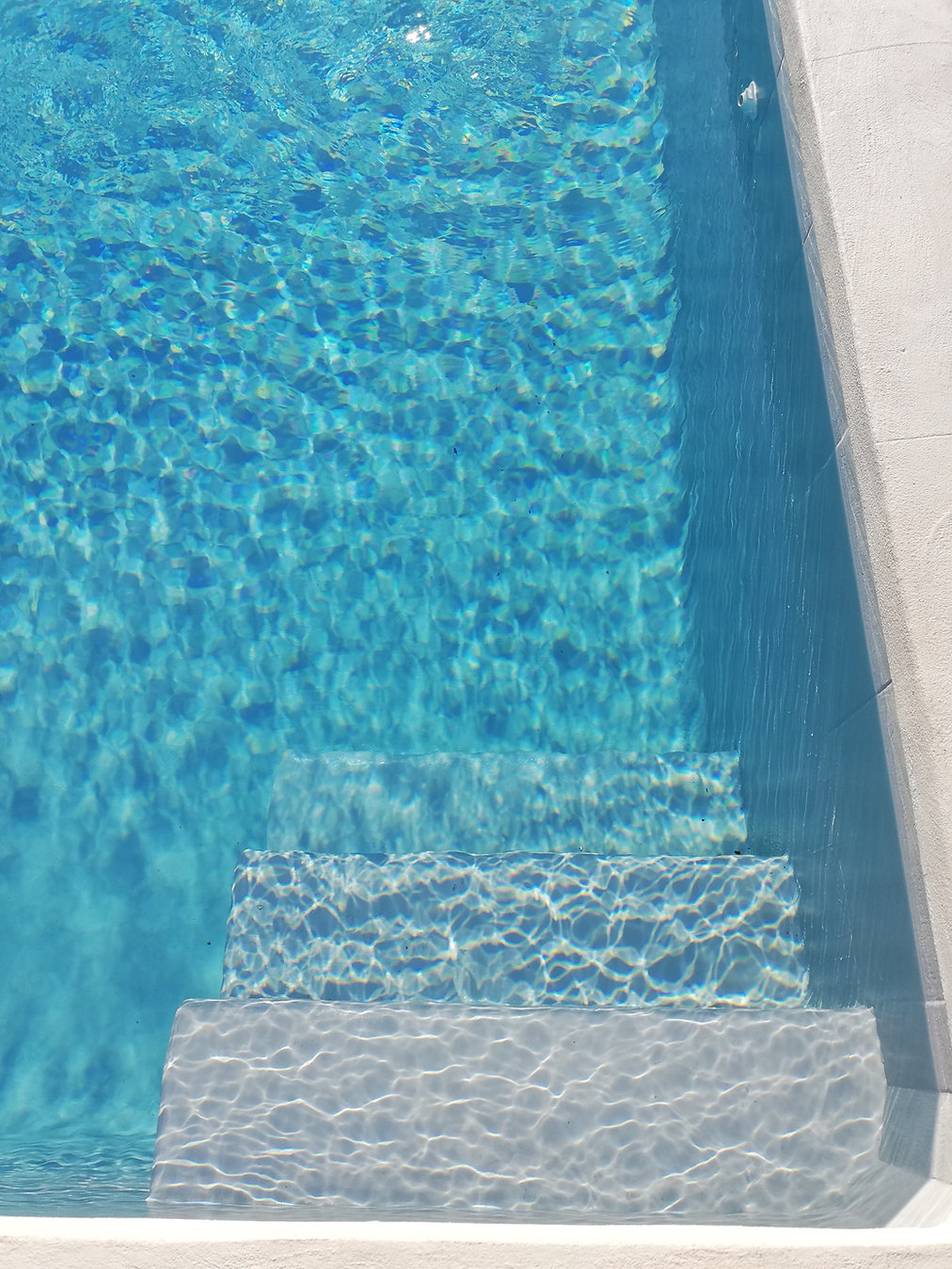la piscine du Mas