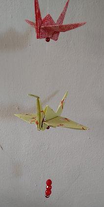 Guirlande Grues libellule