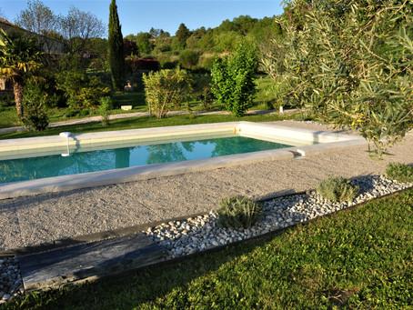 Nouvel espace piscine