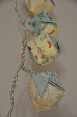 guirlande origami