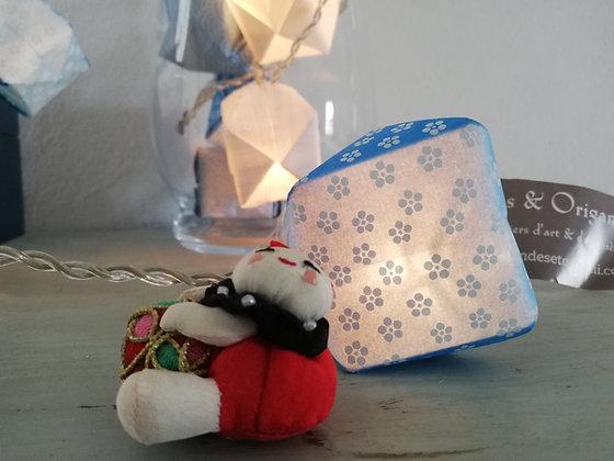 Guirlande cubes Nuages