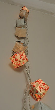Kit guirlande Cubes Kimono