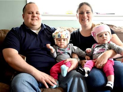 The Parent Trip: Lou and Gina Gana of Drexel Hill