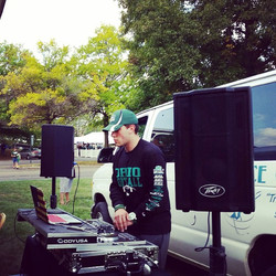 Tailgating at Ohio University