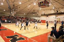 JT Hall Coliseum Renovation