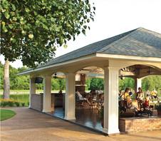 Six Mile Lake Pavilion