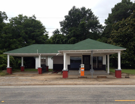 Ben Roy's Service Station
